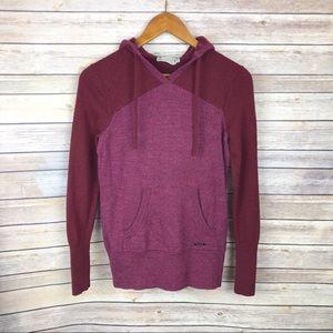 Smartwool | ColorBlock Hooded Sweater Size Medium